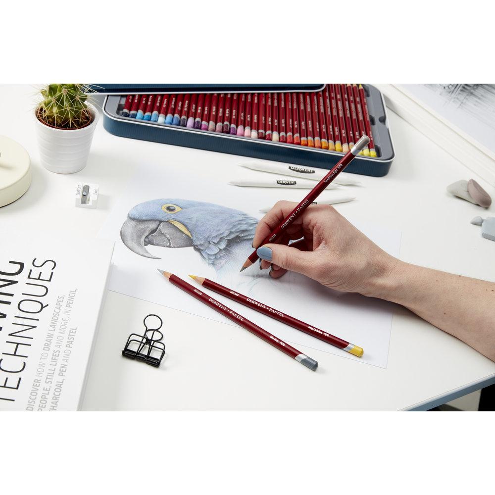 Derwent Pastel Pencil Seal