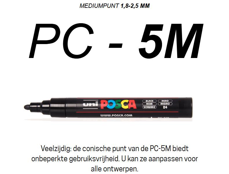 Posca-Marker-PC-5M