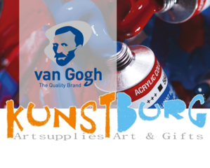 Van-Gogh-Acrylverf
