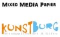 Mixed-Media-Papier