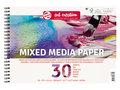 Art-Creation-Mixed-Media-Papier