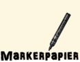 Markerpapier