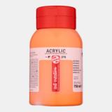 Azo-Oranje Acrylverf van Art Creation 750 ml Kleur 276_5