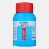 Briljantblauw Acrylverf van Art Creation 750 ml Kleur 564_5