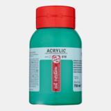 Permanentgroen Donker Acrylverf van Art Creation 750 ml Kleur 619_5