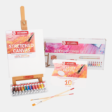 Combi set Acrylverf van Art Creation 12 x 12 ml Set 713_5
