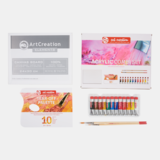 Basis Combi set Acrylverf van Art Creation 12 x 12 ml Set 715_5