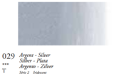 Zilver (Serie 2) Oil Stick van Sennelier 38 ML Kleur 029_5