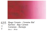 Karmijnrood (Serie 2) Oil Stick van Sennelier 38 ML Kleur 635_5