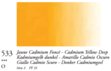 Cadmiumgeel Donker (Serie 3) Oil Stick van Sennelier 38 ML Kleur 533_5