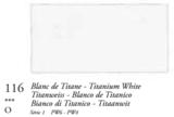 Titaanwit (Serie 1) Oil Stick van Sennelier 38 ML Kleur 116_5