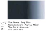 Ivoorzwart (Serie 1) Oil Stick van Sennelier 38 ML Kleur 755_5