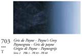 Paynesgrijs (Serie 2) Oil Stick van Sennelier 38 ML Kleur 703_5