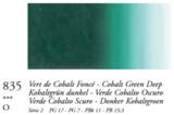 Kobaltgroen Donker (Serie 2) Oil Stick van Sennelier 38 ML Kleur 835_5