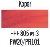 Koper  Rembrandt Olieverf Royal Talens 40 ML (Serie 3) Kleur 805_6