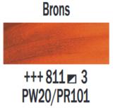 Brons  Rembrandt Olieverf Royal Talens 40 ML (Serie 3) Kleur 811_6