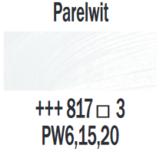 Parelwit  Rembrandt Olieverf Royal Talens 40 ML (Serie 3) Kleur 817_6