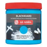 Turkooisblauw  Art Creation Krijtbord 250 ML Kleur 5024_