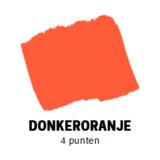 (Dark) Orange Conische punt Posca Acrylverf Marker PC7M Kleur 4_6