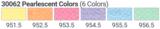 PanPastel Pearl Set 6 kleuren Set 62_5