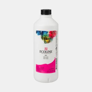 Magenta Ecoline fles 490 ml van Talens Kleur 337