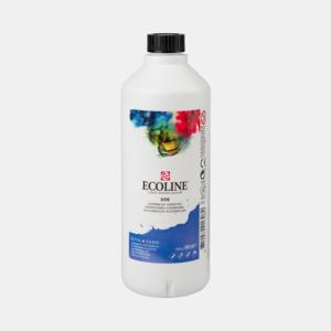 Ultramarijn Donker Ecoline fles 490 ml van Talens Kleur 506