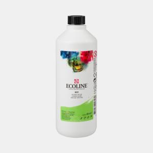 Lichtgroen Ecoline fles 490 ml van Talens Kleur 601