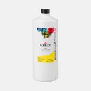 Citroengeel Ecoline fles 990 ml van Talens Kleur 205