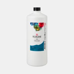 Pruisischblauw Ecoline fles 990 ml van Talens Kleur 508