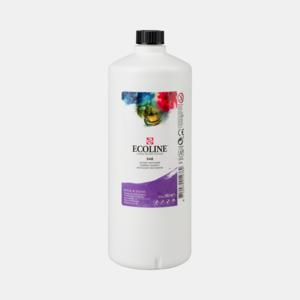Blauwviolet Ecoline fles 990 ml van Talens Kleur 548