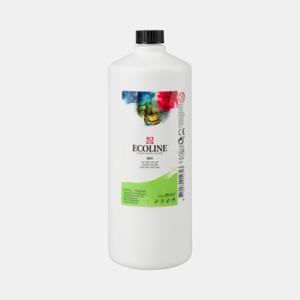 Lichtgroen Ecoline fles 990 ml van Talens Kleur 601