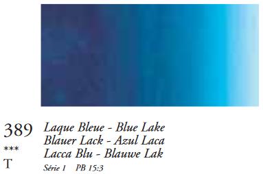 Blauwlak (Serie 1) Oil Stick van Sennelier 38 ML Kleur 389