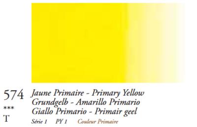 Primair Geel (Serie 1) Oil Stick van Sennelier 38 ML Kleur 574