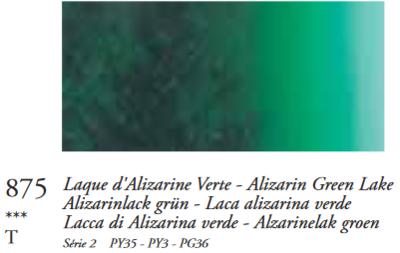 Alizarienlak Groen (Serie 2) Oil Stick van Sennelier 38 ML Kleur 875