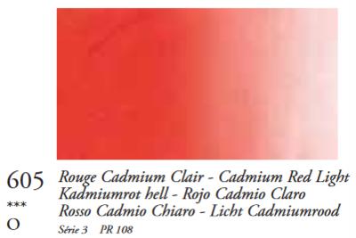 Cadmiumrood Licht (Serie 3) Oil Stick van Sennelier 38 ML Kleur 605
