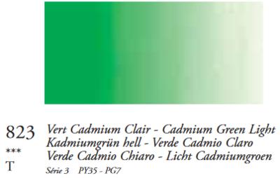 Cadmiumgroen Licht (Serie 3) Oil Stick van Sennelier 38 ML Kleur 823