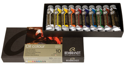 Basis set Rembrandt Olieverf Royal Talens  Set 203