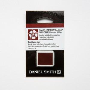 Burnt Sienna Light (S1) Daniel Smith Half pans Aquarelverf / Watercolour Kleur 230