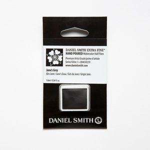 Jane's Grey (S1) Daniel Smith Half pans Aquarelverf / Watercolour Kleur 239