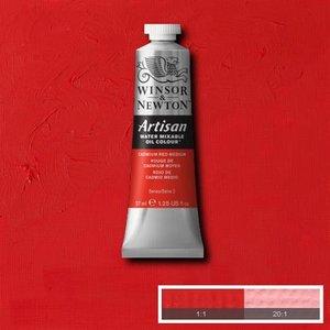 Cadmium Red Medium (S2) Artisan Watervermengbare olieverf 37 ml Kleur 099