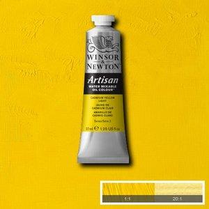 Cadmium Yellow Light (S2) Artisan Watervermengbare olieverf 37 ml Kleur 113