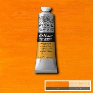 Cadmium Yellow Deep Hue (S1) Artisan Watervermengbare olieverf 37 ml Kleur 115