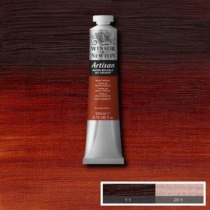 Burnt Sienna (S1) Artisan Watervermengbare olieverf 200 ml Kleur 074