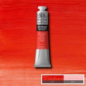 Cadmium Red Hue (S1) Artisan Watervermengbare olieverf 200 ml Kleur 095