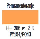 Permanentoranje Cobra Artist watermengbare olieverf 150 ML (S 2) Kleur 266