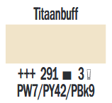 Titaanbuff Cobra Artist watermengbare olieverf 150 ML (S 3) Kleur 291