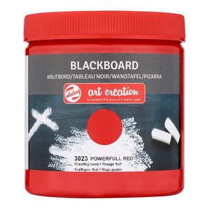 Krachtig rood  Art Creation Krijtbord 250 ML Kleur 3023