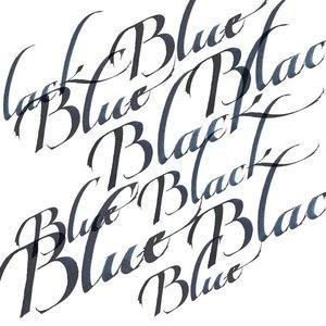 Blue Black Calligraphy Ink van Winsor & Newton 30 ML Kleur 034