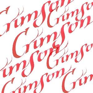 Crimson Calligraphy Ink van Winsor & Newton 30 ML Kleur 203
