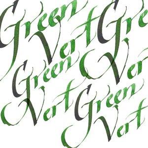 Green Calligraphy Ink van Winsor & Newton 30 ML Kleur 289